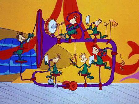Image result for dr seuss crazy instruments