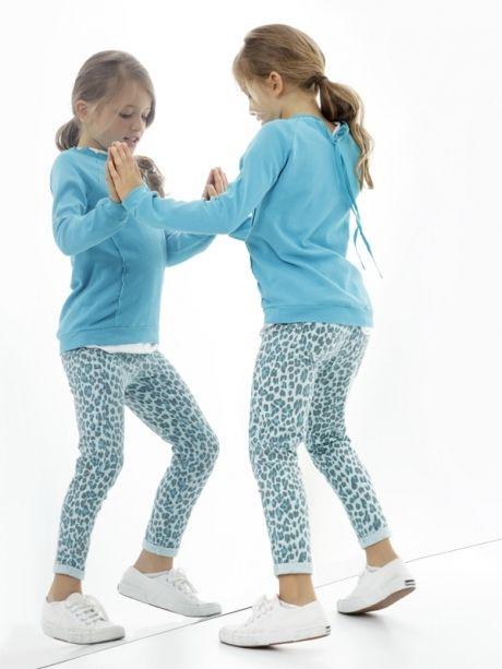 Deha ropa informal con toque deportivo para niñas   Minimoda.es e7e25ffc6a2b