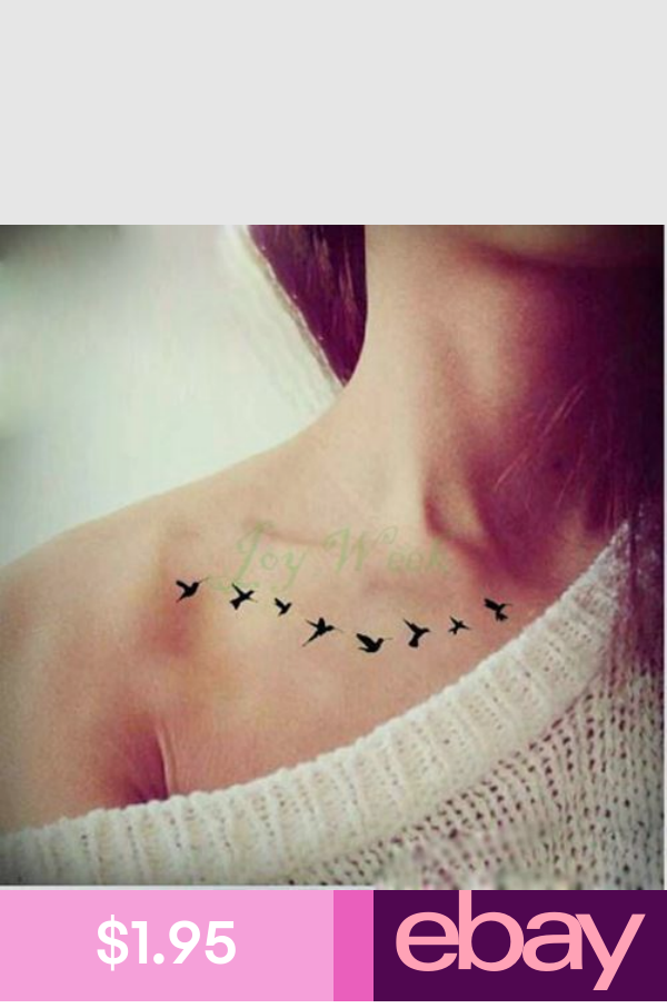 Undisclosed Temporary Tattoos Health & Beauty Tattoo
