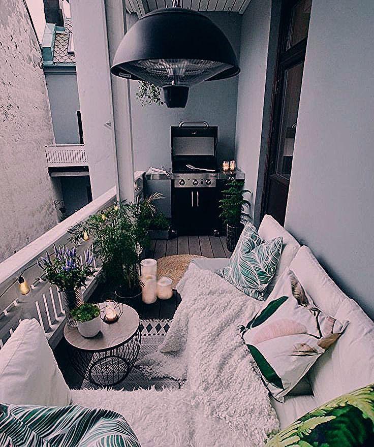 Photo of 36 große kleine Balkon Garten Ideen – LaleApartmen – Kleiner Balkon Ideen – My Blog