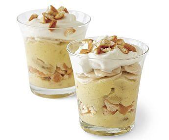 Brandied Banana Pudding Parfaits - Fine Cooking