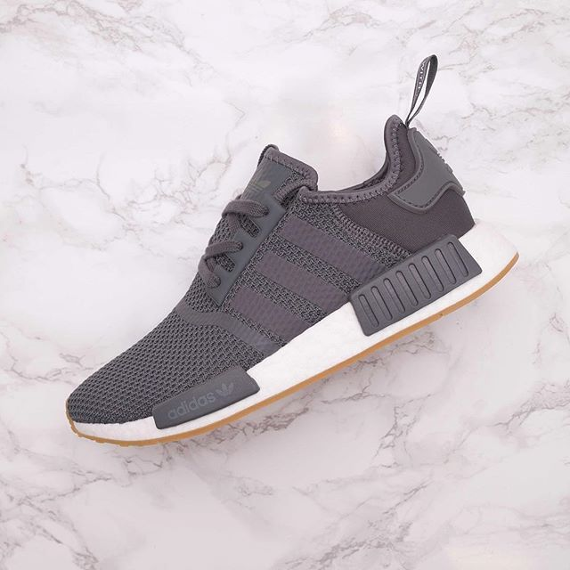 081d485f68c98 adidas Originals NMD R1 - B42199 •• Stealth grey NMD