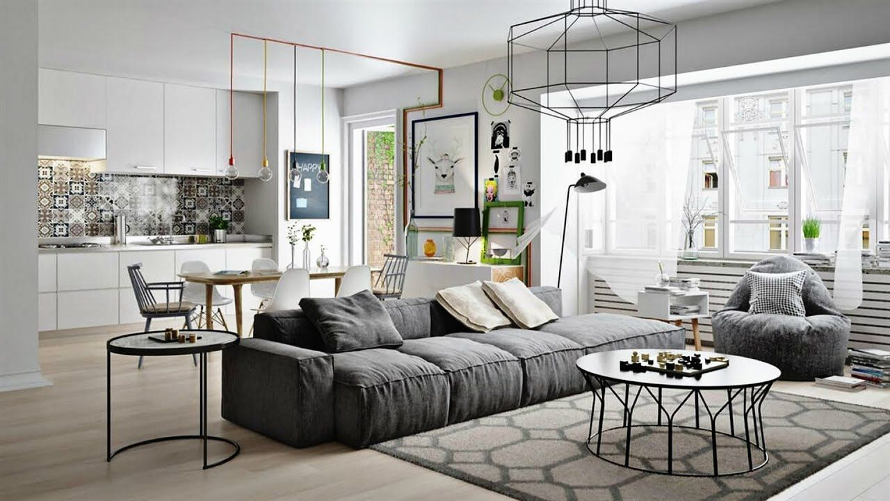 Scandinavian Livingroom Homedecor Living Room Decor 2019
