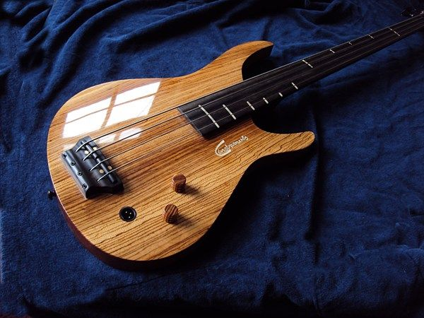 Bass of the Week: Convolution Bass #vintageguitars