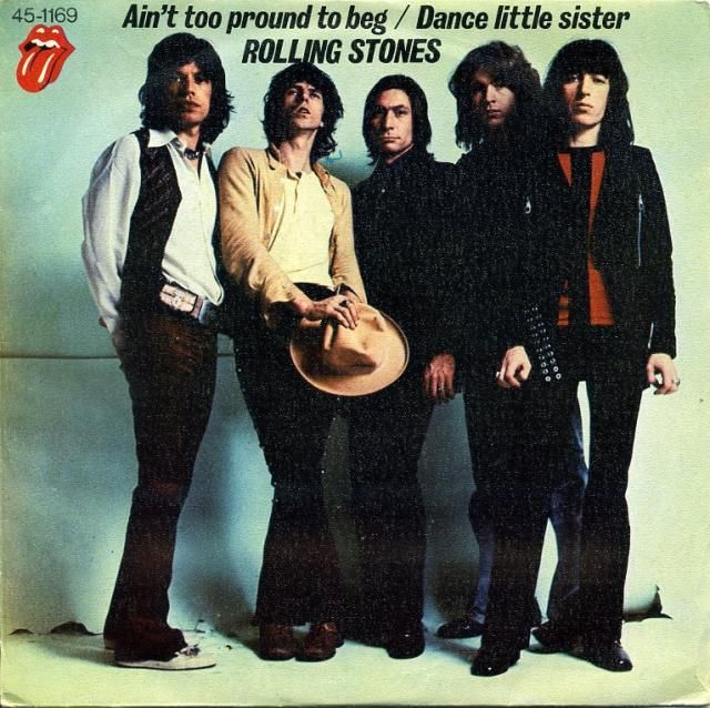 The Rolling Stones!