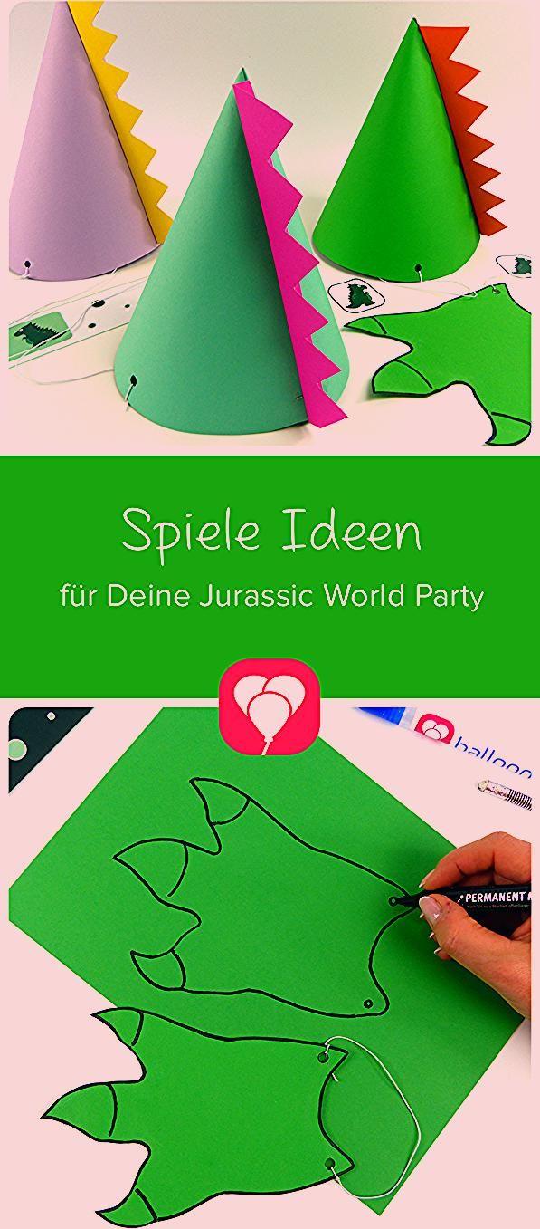 Photo of Roarrr! Dino Party Spiele für Deine Dino Party -balloonas Blog