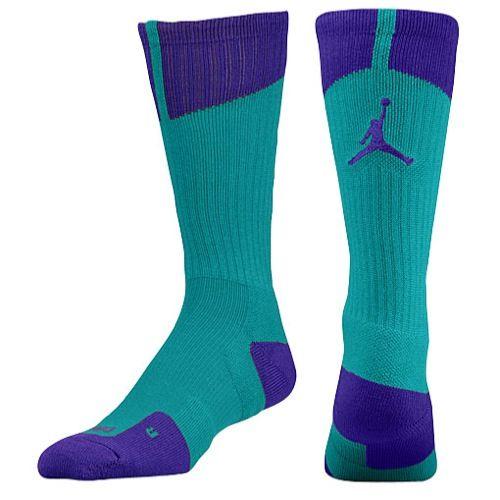 Jordan AJ Dri-Fit Crew Socks - Men's at