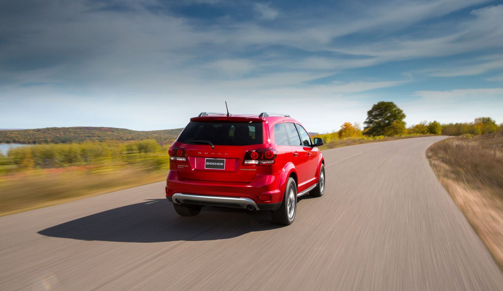 2014 Dodge Journey Crossroad Special Edition Crossover