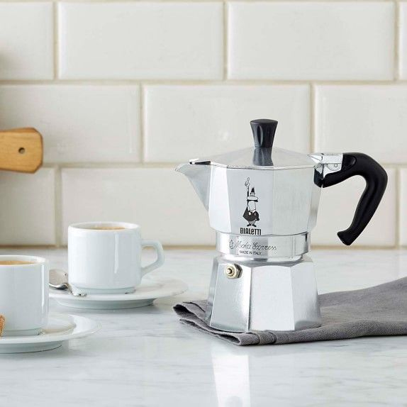 Bialetti Moka Express 1 Cup Stovetop Espresso Maker For 35 From