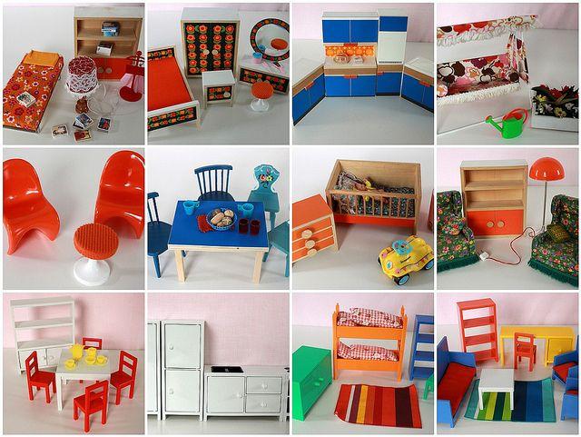 ikea dollhouse furniture simple homemade bodo hennig ikea lillabo dollhouse furniture also bloggeu2026 flickr dolls dollhouses