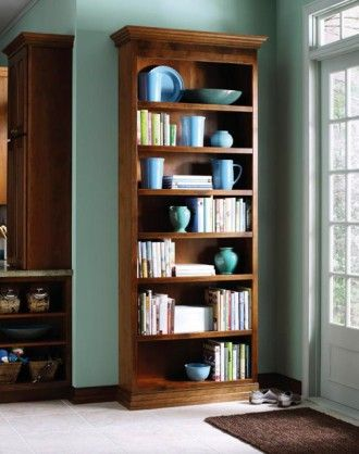 """See the """"Tall Bookcase: Martha Stewart Living Lily Pond ..."""