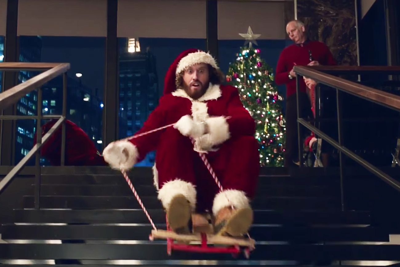 Witness the Ultimate Holiday Turn Up in This 'Office Christmas Party' Trailer