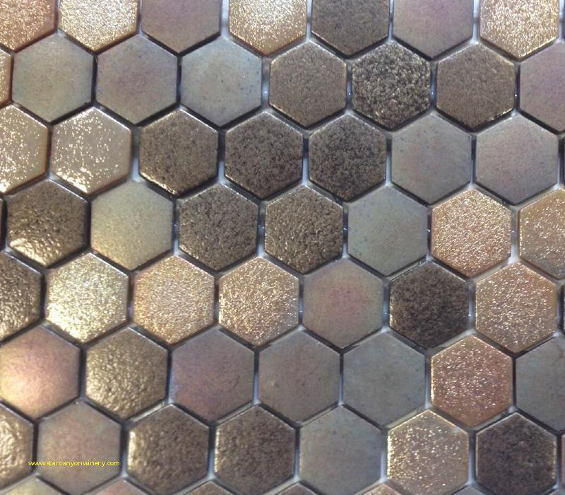 Carrelage Mosaique En Pate De Verre Pour Carrelage Salle De Bain