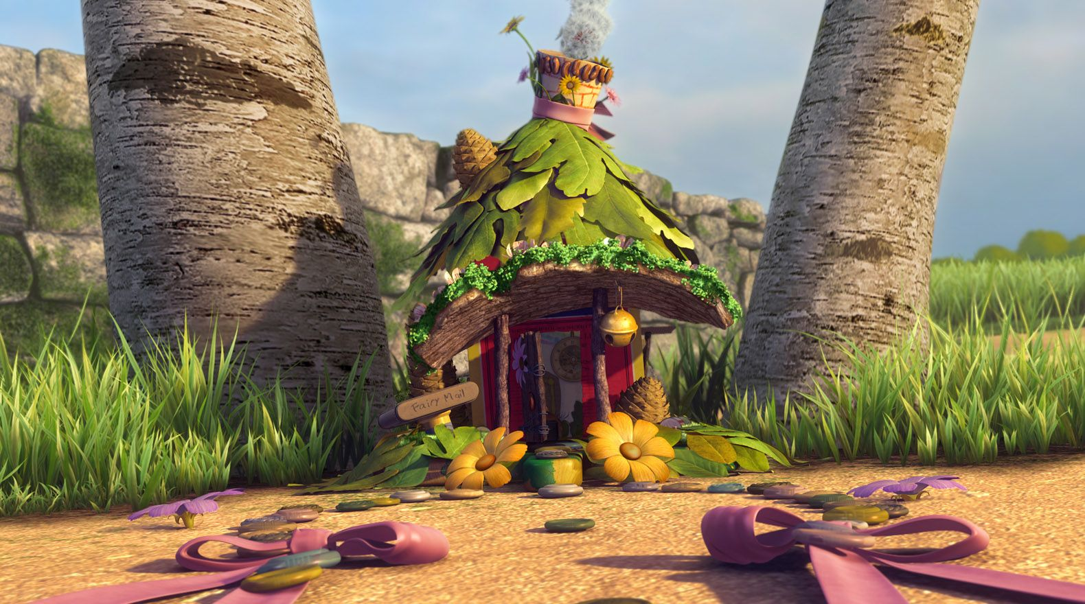 Tinker Bell S House Images I Need These Along With The