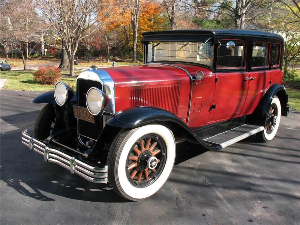1929 Buick Model 47 4 Door Sedan Buick Models Buick Cars Buick