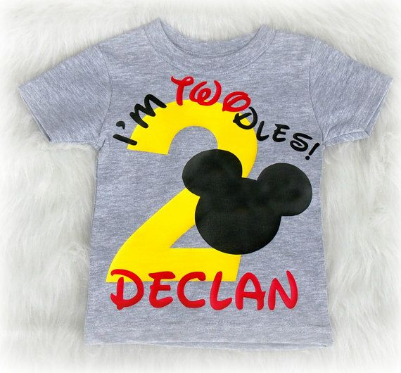 Best Deals Online Mickey Mouse Birthday Shirt 2 Off 71 Buy