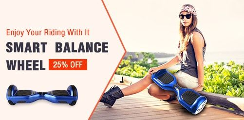 24% Mini Smart Self Balancing Electric Unicycle Scooter Balance 2 Wheels