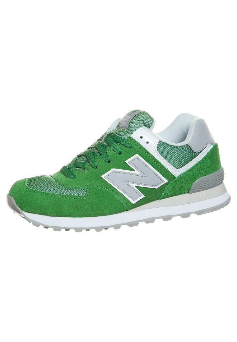 new balance 574 grün
