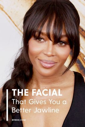 The facial that will give you skin like Naomi Campbell
