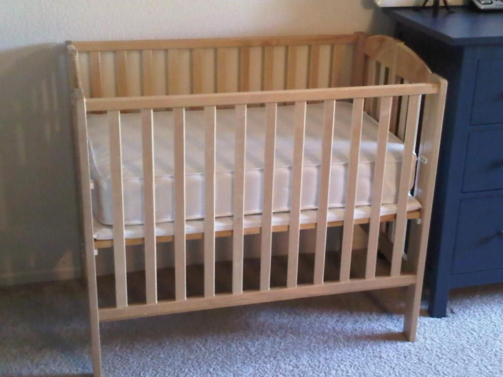 What Is The Size Of A Crib Mattress Baby Sleeping Pinterest