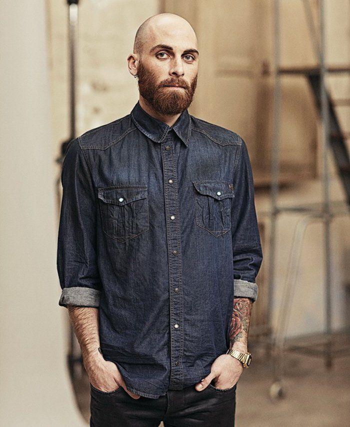 Calvitie homme   style – 40 exemples pour les futurs chauves b325195e24e