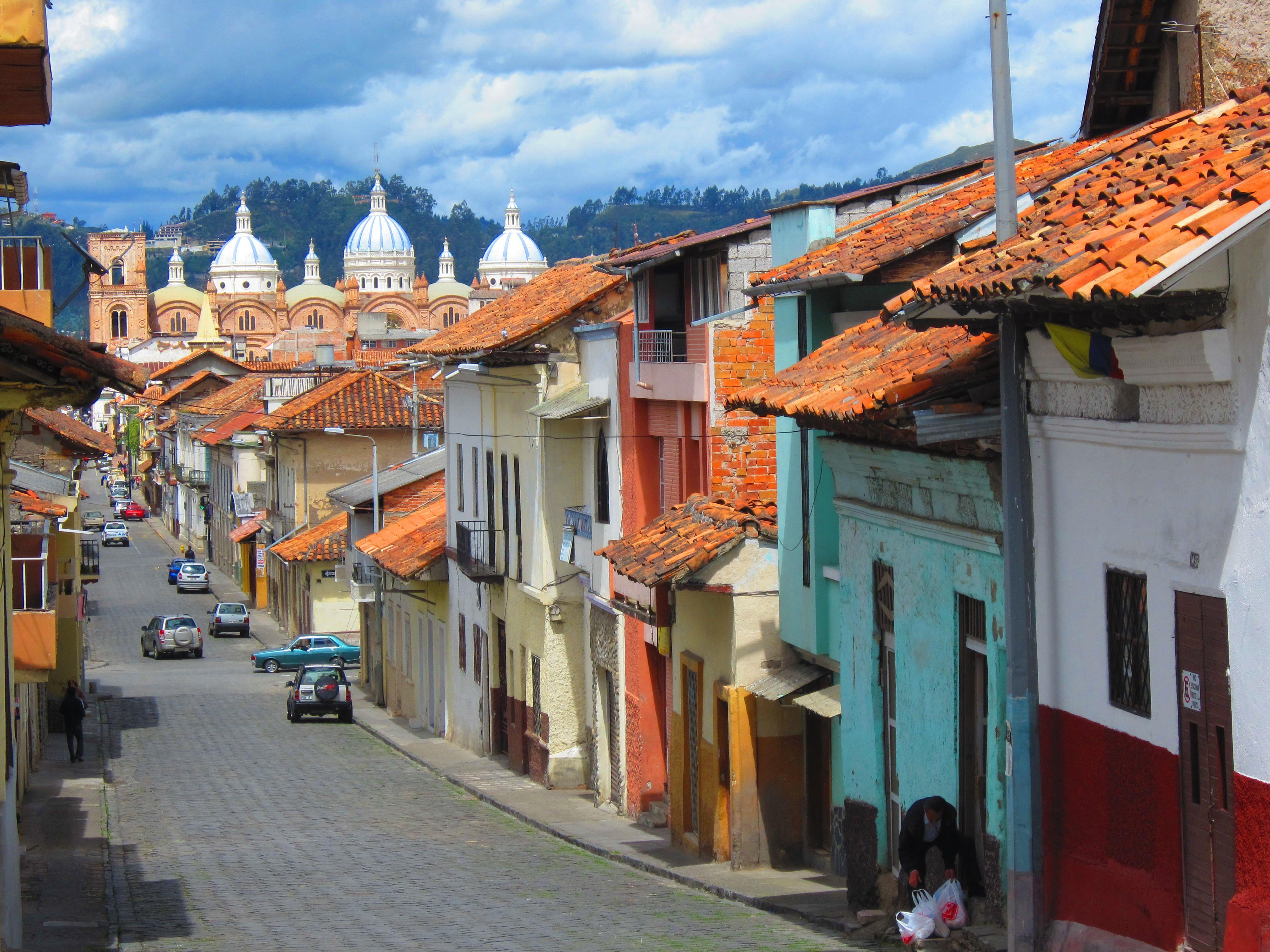 Cuenca, Ecuador: Ecuador's colonial jewel