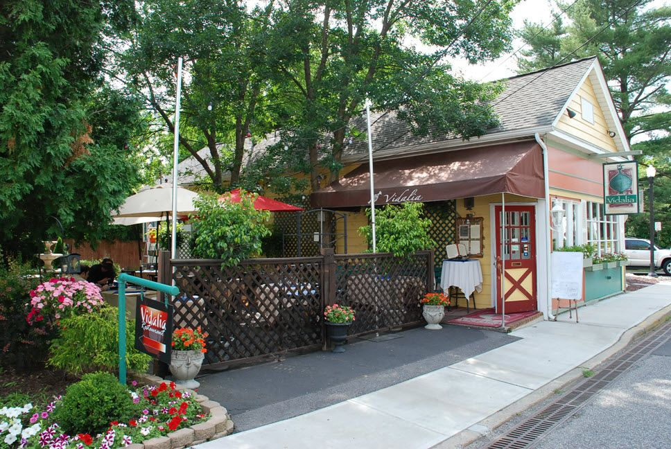 For Great Italian Food Check Out Vidalia In Lawrenceville Nj Find On Www Boomerang Dining