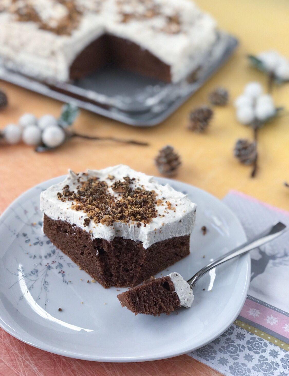 Gebrannte Mandel Kuchen