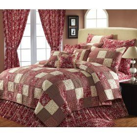 "Albemarle King Quilt 110x97"" Customer Discussions and"