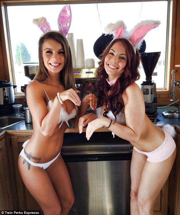 Bikini baristas in oregon