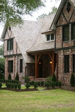Tudor Porch Design Ideas Pictures Remodel And Decor House With