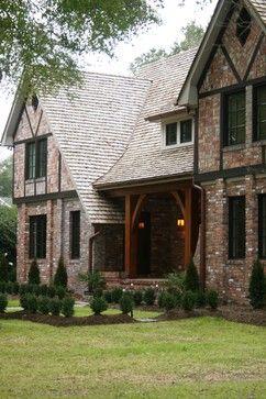 Tudor Porch Design Ideas Pictures Remodel And Decor Porch Design English Cottage Style Tudor Style Homes