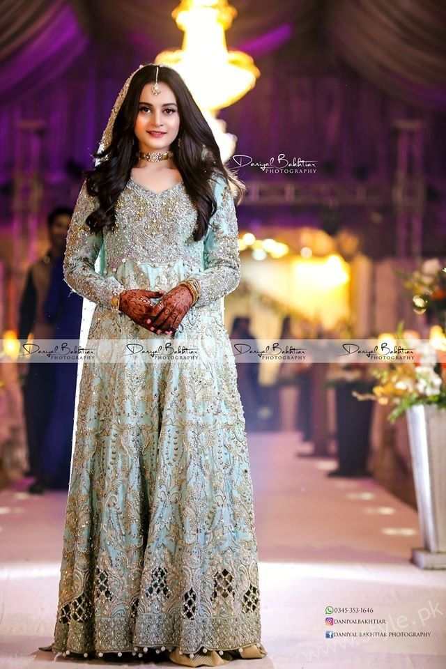 cbb62a54cf Aiman Khan Muneeb Butt Photoshoot on Engagement (8) | ideas in 2019 ...