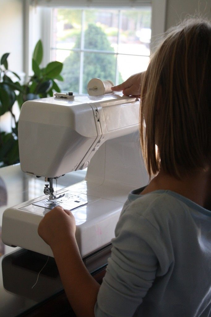 SEWING WITH KIDS ~~ 8 Tutorial Lessons