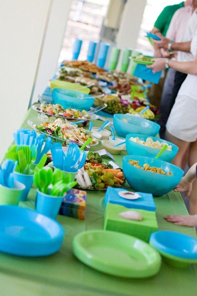 Under The Sea Party Benjamin Is 1 With Images Sea Birthday