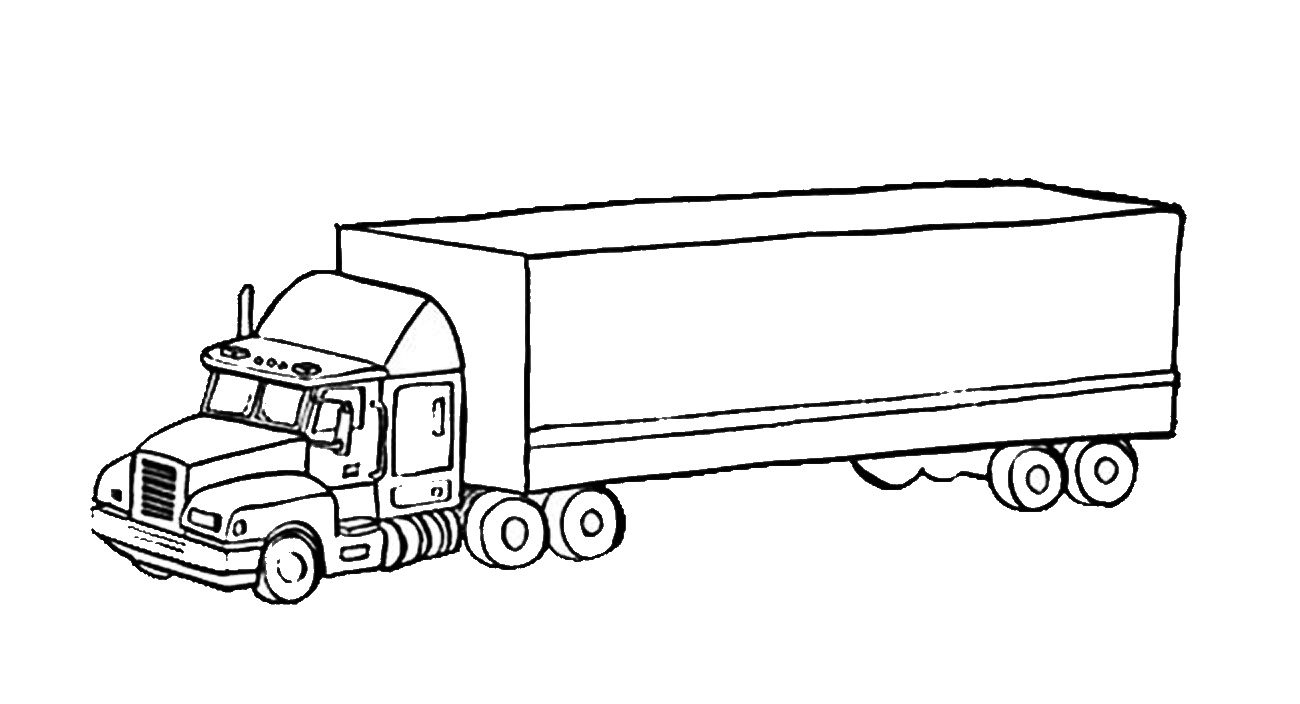 Recolor Coloring Pages Printables Http Www Wallpaperartdesignhd Us Recolor Coloring Pages Printables 46713 Truck Coloring Pages Coloring Pages Semi Trucks