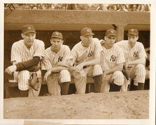 Portrait of Joe DiMaggio Fine Art Print 11x14 Giclee Signed New York Yankees NY
