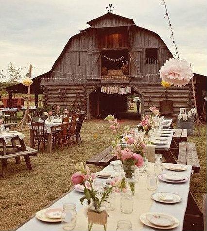 Western Wedding Place