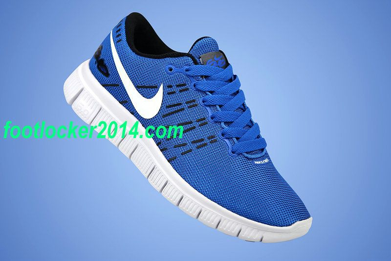Nike Free 6.0 V2 Lovers Carbon Black Royal Blue Ice White