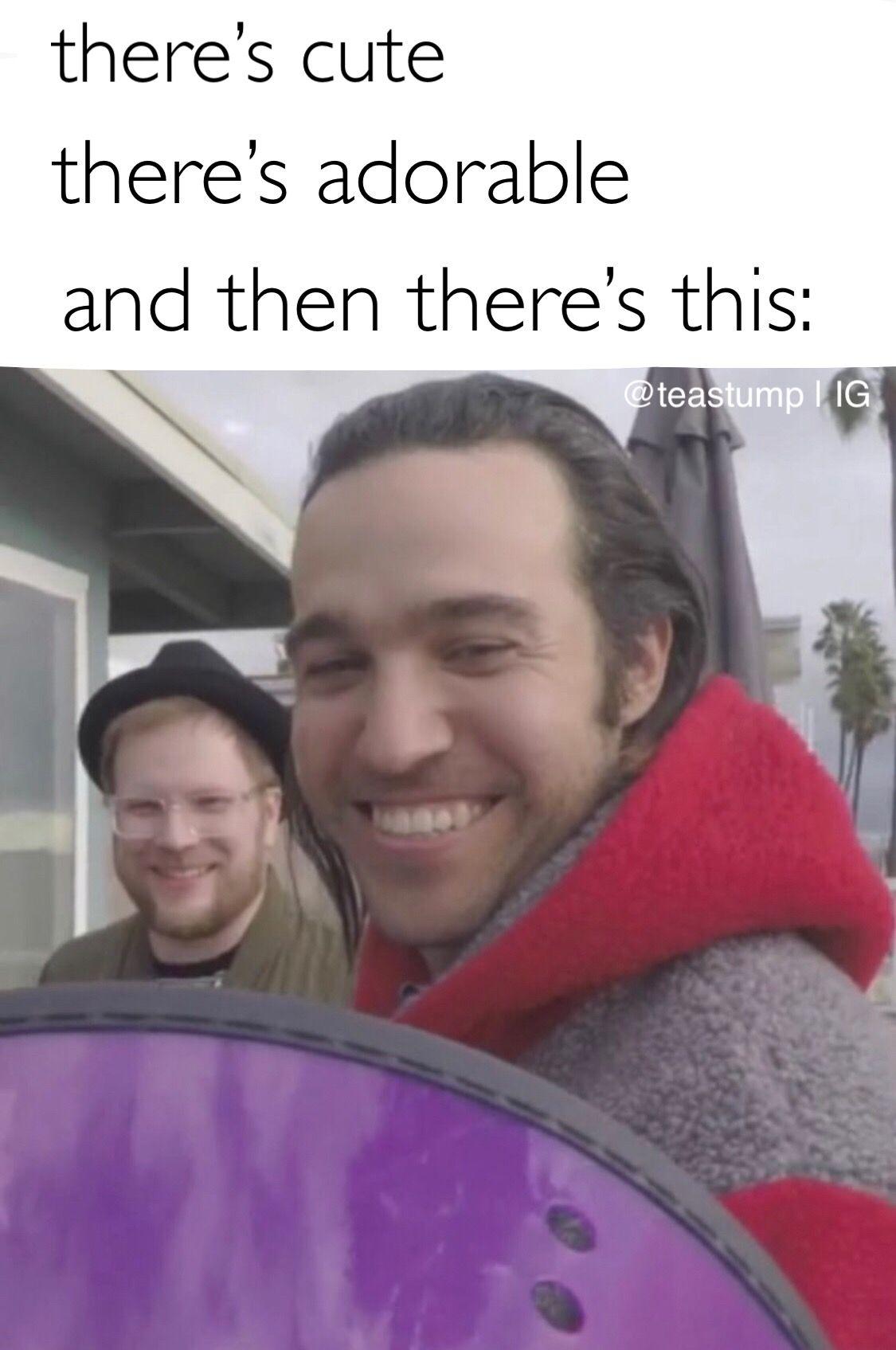 Roblox Memes Rock - Fall Out Boy Credit To Original Creators The Cutest