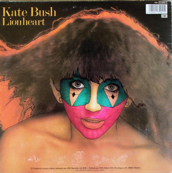 Kate Bush by David Gomez