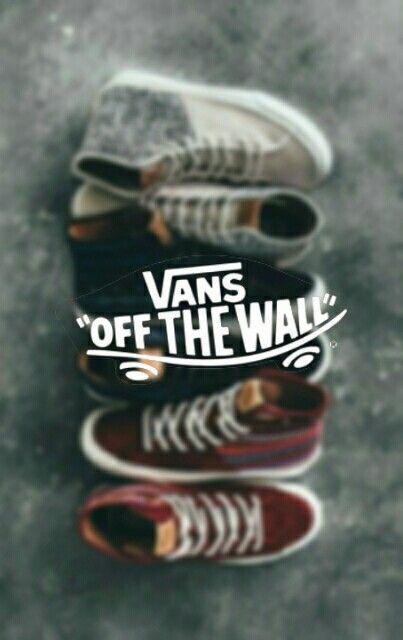 """Off The Wall"" vans sneakers Sneakers wallpaper"