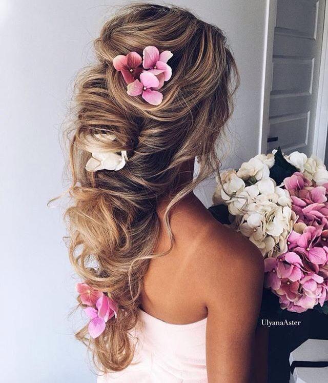 Wedding Hairstyle Knot Me Pretty: Pinterest @tessmeyer5 ☾Instagram @ Tessmeyer ♡