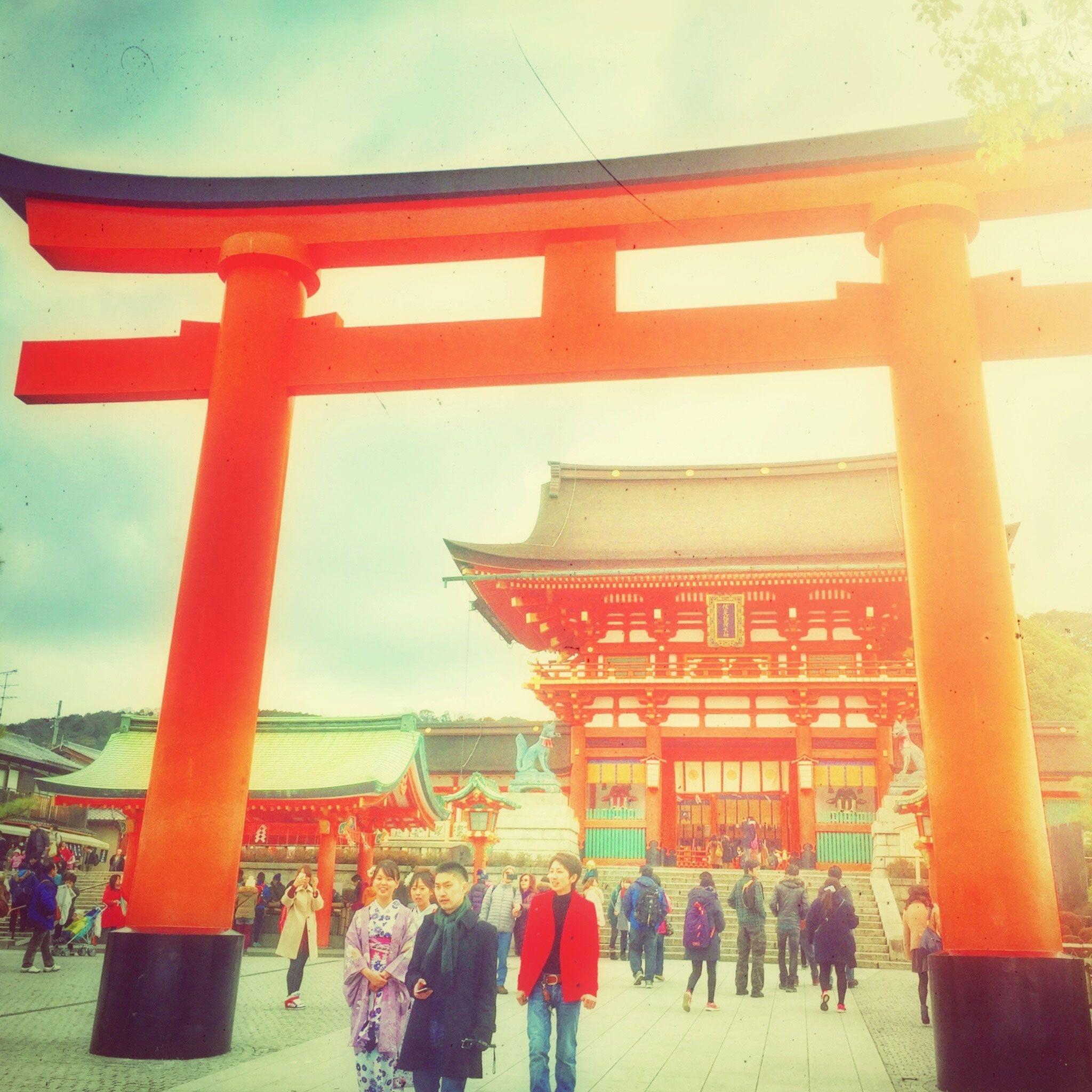 注意 更正并替换 展现世界第一旅游名城 京都 的魅力 株式会社soft contents management facebook主页 kyoto luv 上线48天点赞数已超20万 asia travel travel photo