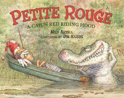 Best kid's book ever. You can't read it without getting a cajun accent.