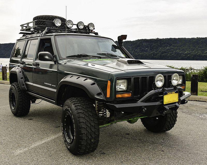 20140816 Jeep Cherokee Sport Jeep Cherokee Sport Coches Todoterreno