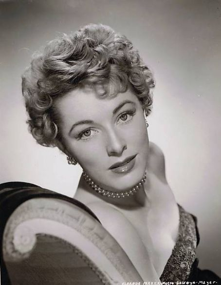 eleanor parker caged