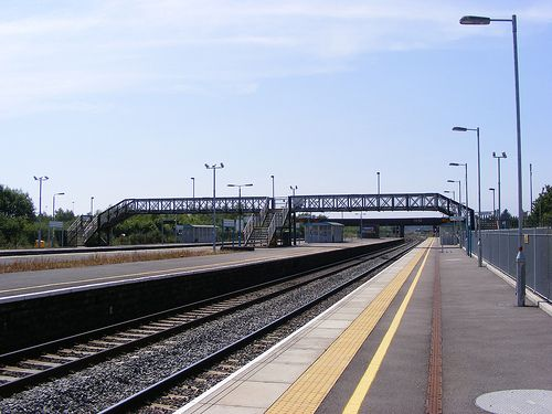 Severn Tunnel Junction Railway Station 5