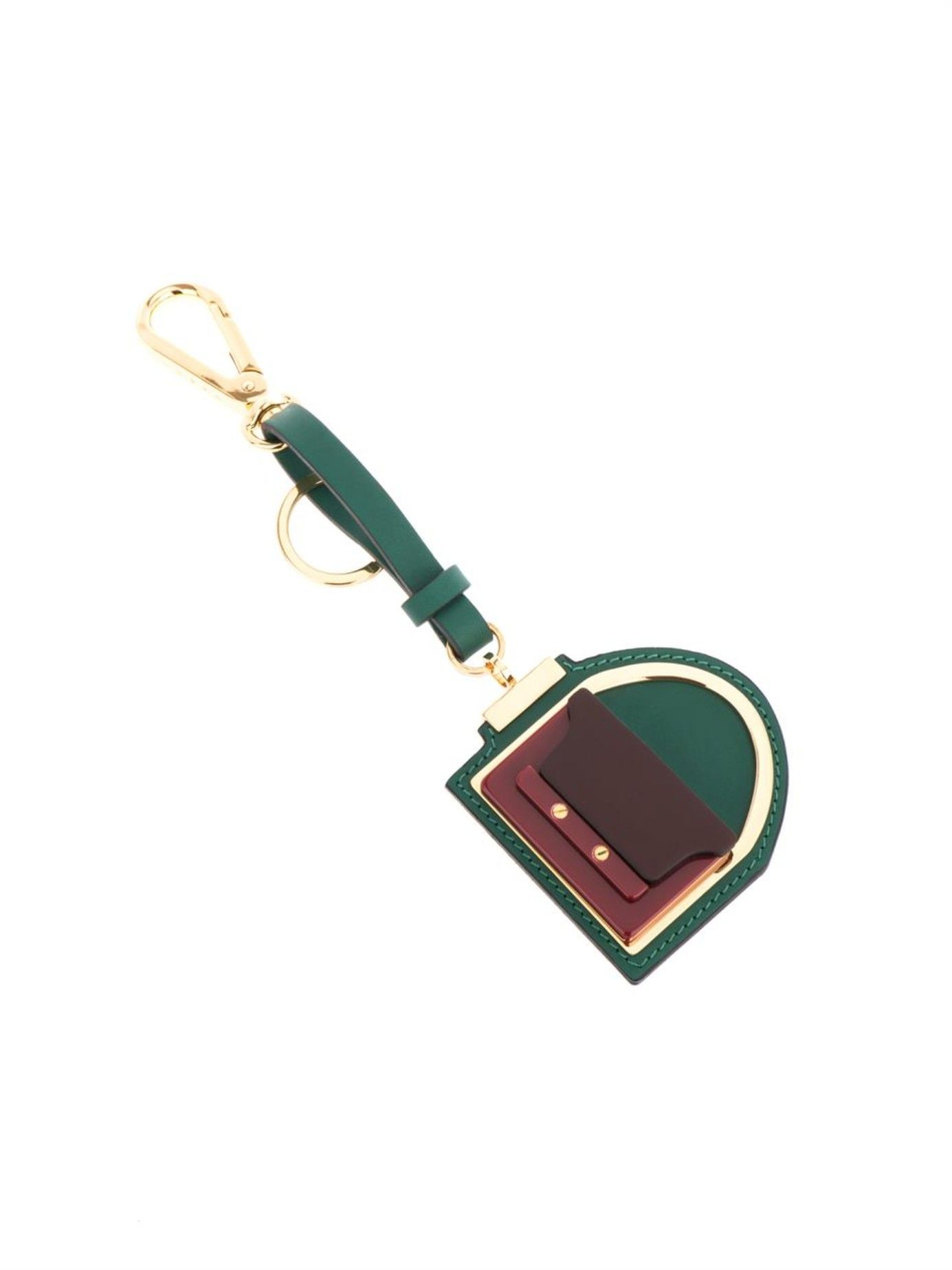 Marni Trunk keyring - Black
