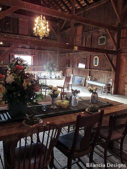 The Loft at Jack's Barn, NJ Barn Wedding Venue. Floral and ...